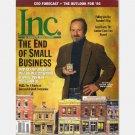 INC Magazine January 1995 David Schwartz Christopher Wass Bill Griffin Grady Hesters Linda Olsen