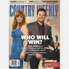 COUNTRY WEEKLY April 4 2011 REBA MCENTIRE Blake Shelton Lorrie Morgan THE BAND PERRY
