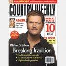 COUNTRY WEEKLY March 8 2010 BLAKE SHELTON Hillbilly Bone Carrie Underwood THE JUDDS Rascal Flatts