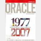 ORACLE Magazine July August 2007 30 years innovation HANDS FREE MANAGEMENT Lucas Jellema MK Rizwan