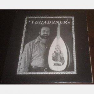 YERADZNER LP Vinyl record 1980 Leo Derderian Mickey Kerneklian John Bolus Peruz Manoukian