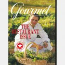 GOURMET October 1997 Restaurant issue CRAIG SHELTON David Rockwell Zarela Martinez