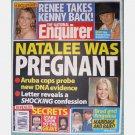 NATIONAL ENQUIRER January 2 2006 Natalee Holloway PREGNANT Aruba Brad and Angelina