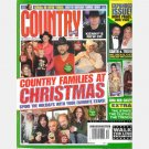 COUNTRY WEEKLY December 19 2005 Oak Ridge Boys Garth Trisha CMA Red Carpet RAY SCOTT