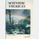 SCIENTIFIC AMERICAN April 1977 Volume 236 No 6 Theory of the Rainbow