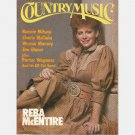 COUNTRY MUSIC July August 1986 REBA MCINTYRE Ronnie Milsap Charly McClain Wayne Massey Jim Glaser