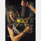 SEYMOUR DUNCAN The Screamin Demon Pickup GEORGE LYNCH Print ad Advertisement 1991