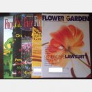 FLOWER & GARDEN Magazine LOT 5 issues 1999 2000 January May July September November