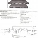 RANDALL INSTRUMENTS INC Owners Manual Schematic RRM 1 G Single Channel Pre Amp Amplifier