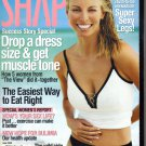 SHAPE Magazine June 2000 NIKI TAYLOR COVER