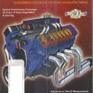 NASA Tech Briefs February 2006 magazine Data Aquisition Raman Spectra Motion Control