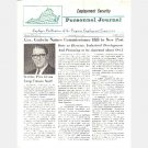 Personnel Journal-Employee Publication Virginia Employment Commission-August 1966