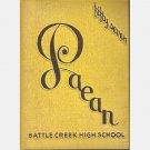 1957 Paean Yearbook - Battle Creek High School, Battle Creek Michigan