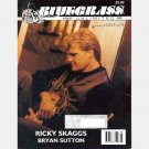 Bluegrass Unlimited Magazine-August 2000-Ricky Skaggs-Bryan Sutton-The Lucketts-Barry R Willis