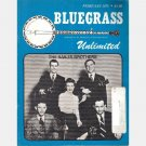 Bluegrass Unlimited Magazine-February 1975-George Carney-Blue Ridge Mountain Blues-Bailes brothers