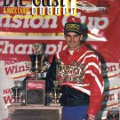 Die Cast & Race Cards Digest-February 1998-Jeff Gordon 1997 winner