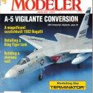 Fine Scale Modeler Magazine-January 1993- Gerald Wingrove-Scratchbuilt 1932 Bugatti