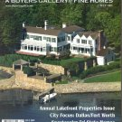 duPont Registry A Buyers Gallery of Fine Homes Magazine-July 2005-Stonington CT Waterfront Estate
