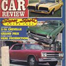 Popular & Performance Car Review June 1985-1965 Z-16 Chevelle-Ronnie Staples