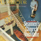 Nautical Collector Magazine-March April 1995-Seamen's Church Institute-Artist James Pridham