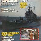 Sea Classics Magazine-December 1989-Ensign Pulver-USS Botanin-US Navy Cruiser Directory