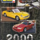 Revell Catalog-July-September 2000-RAMS-Rebuildable Action Model Systems-Lowrider-Hot Hatch