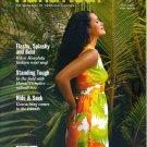 Hana Hou-Magazine of Hawaiian Airlines-February March 2013-Chika Tanaka-Canoes-Sonny Bradley