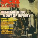 Sea Classics-December 1991-magazine-Pearl Harbor Memorial-Opana Radar ignored-Admiral Kimmel