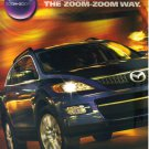 2008 Mazda Sales Brochure Catalog-The Zoom-Zoom Way-All Models-MX5 Miata-Mazda CX9-CX7-Mazda5