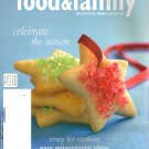 Kraft Food & Family Magazine, Lot 11 Issues From 2004-2005-2007-2008-2009