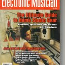 Personal Studio Buyer's Guide-Supplement to Electronic Musician Magazine 2005-Michael Cooper