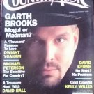 Country Music Magazine August September 1999-Garth Brooks-George Strait poster