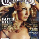 Country Music Magazine, February March 2003 Faith Hill-Tanya Tucker-Diamond Rio-Trick Pony's