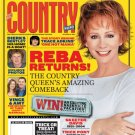 Country Weekly Magazine-October 26 2004-Skeeter Davis-Reba Returns-Dierks Bentley-home-boat