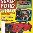 Super Ford Magazine-May 1988-Robert Bauman-1968 1/2 Cobra Jet Fastback-Ed Kaspar-John Vermeersch