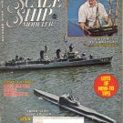 Scale Ship Modeler Magazine May 1985-Ferry Tompkinsville-USS Savannah-USS Atlanta Cruiser