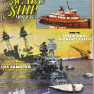Scale Ship Modeler Magazine  January February 1993-RC USS Canisteo-HMAS Warrnambool-USS Melvin