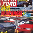 Super Ford Magazine-November 1992- Dan Keifer-1969 Shelby GT-500-Tom Robertson-1965 Mustang Fastback