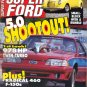 Super Ford Magazine-September 1992-Larry Buntman-1968 Cyclone, Roy Wasko-1991 Probe Pro Modified