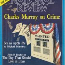 NATIONAL REVIEW June 10 1988 CHARLES MURRAY Crime in America Meese Problem Robert MacNamara