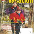 RCI Endless Vacation Magazine-January February 2000-Snowshoeing vacations-Cornwall UK