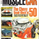 MUSCLE CAR ENTHUSIAST March 2005 Chevy Small Block 427ci Shelby Detailing Guide