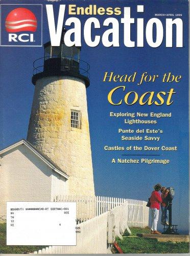 RCI Endless Vacation Magazine March April 1999-Punte del Este-Natchez MS-Melrose Estate