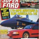 Super Ford Magazine June 1991-Brian Winer-Ford GT40-Lee Bard-1970 Mercury Marauder X100