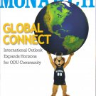 OLD DOMINION UNIVERSITY MAGAZINE MONARCH Spring 2012 Devon Taylor X NANCY XU Mounir Laroussi