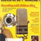 Electronic Musician Magazine-August 2006-Zappa plays Zappa-Dweezil-Tape Head-Kelley Stoltz