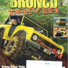 BRONCO DRIVER February 2005 Issue 13 SOB 8 Daniel Thompson Phil Jenkins Jared Mallet William Kennedy