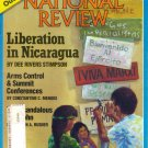 NATIONAL REVIEW June 24 1988 LIBERATION NICARAGUA MICHAEL DUKAKIS Karl A Wittfogel Brian Crozer