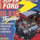 Super Ford Magazine September 1991-Petty Blue Ford-Alex Beam-Petty Talladega-Twister Torino
