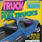 SPORT TRUCK May 1990 Magazine Chevy S-10 Ford Ranger DUALIE LIMOUSINE Nissan Gobi